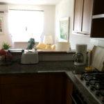 Villa Mimosa cucina Le Saline Svedesi